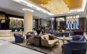 Lotte Hotel Samara, Hotel  Samara - big - 61