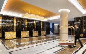 Lotte Hotel Samara, Hotel  Samara - big - 62