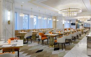 Lotte Hotel Samara, Hotel  Samara - big - 63