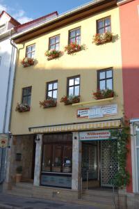 Haus zum Rosenstämmchen - Arnstadt
