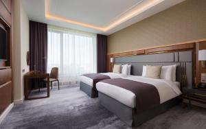 Lotte Hotel Samara, Hotel  Samara - big - 34