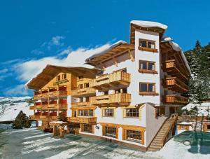 Accommodation in Pettneu am Arlberg