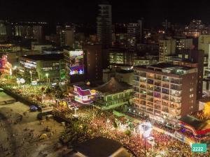 Expresso 2222 -Salvador-Barra/Ba, Apartments  Salvador - big - 69