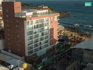 Expresso 2222 -Salvador-Barra/Ba, Apartments  Salvador - big - 57
