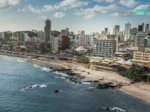 Expresso 2222 -Salvador-Barra/Ba, Apartments  Salvador - big - 63
