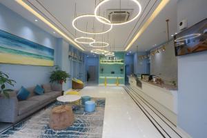 Auberges de jeunesse - Hainan Haikou Magnotel Chengmai Softwared Garden Branch