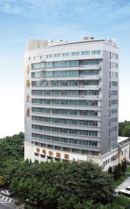 Hua Shi Hotel, Szállodák  Kuangcsou - big - 24