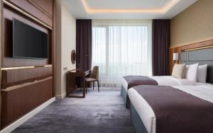 Lotte Hotel Samara, Hotel  Samara - big - 28