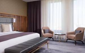 Lotte Hotel Samara, Hotel  Samara - big - 26