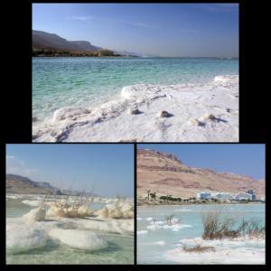 Nadia Hosting Dead Sea, Lodges  Neve Zohar - big - 21