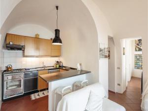 La Casa Rossa, Apartmány  Pugliola - big - 17