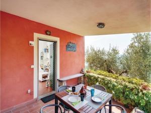 La Casa Rossa, Apartmány  Pugliola - big - 19