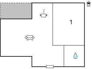 Apartment Pula 33, Апартаменты  Пула - big - 11