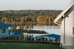 Парк-отель Медвежья гора - Belye Kresty