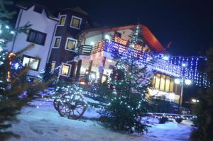Portile Ocnei, Guest houses  Tîrgu Ocna - big - 36