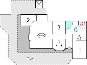 Holiday home Bellevue Sydals VI, Дома для отпуска  Skovby - big - 17