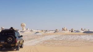 White desert, Campsites  Bawiti - big - 149