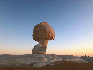 White desert, Campsites  Bawiti - big - 150