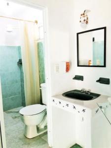 Casa Azul, Hotel  Isola Holbox - big - 26