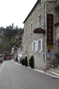 Hotel du Lion d'Or, Hotely  Rocamadour - big - 22