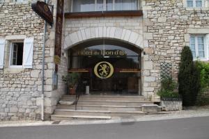Hotel du Lion d'Or, Hotely  Rocamadour - big - 25