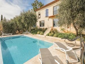 Four Bedroom Holiday Home in Cabris