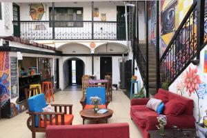 Hostels und Jugendherbergen - Hostel Casa Blanca Potosi