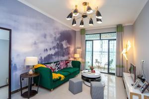Zhengzhou Zhengdong New District·Qianxi Square· Locals Apartment 00132240 - Jicheng