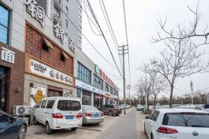 Zhengzhou Zhengdong New District·Qianxi Square· Locals Apartment 00132240