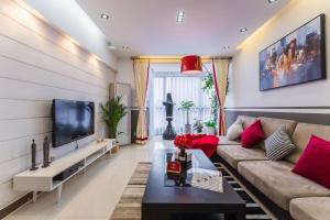 Zhengzhou Jinshui·Manhattan Commercial Plaza· Locals Apartment 00152850 - Yanzhuang