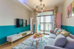 Zhengzhou Zhongyuan·Zhongyuan Wanda· Locals Apartment 00153050 - zhengzhou