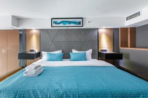 Lavendar Duplex Apartment, Apartments  Guangzhou - big - 4