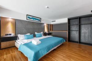 Lavendar Duplex Apartment, Apartments  Guangzhou - big - 8