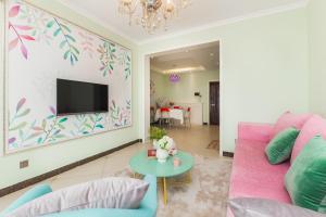 Zhengzhou Jinshui·Manhattan Commercial Plaza· Locals Apartment 00156550 - Yanzhuang