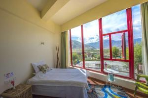 Lhasa 21 Boutique Hotel, Magánszobák  Lhásza - big - 38