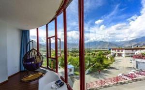 Lhasa 21 Boutique Hotel, Magánszobák  Lhásza - big - 40