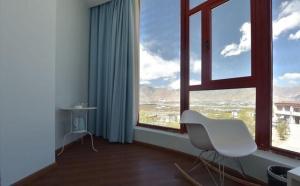 Lhasa 21 Boutique Hotel, Magánszobák  Lhásza - big - 39