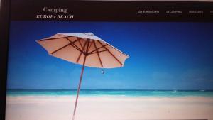 Location gîte, chambres d'hotes Camping Europa Beach dans le département Corse du Sud 2a
