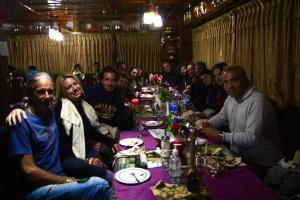 Panorama Lodge and Restaurant, Chaty v prírode  Nāmche Bāzār - big - 14