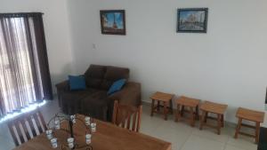 Apartamento Mirante de Escarpas, Apartments  Capitólio - big - 66