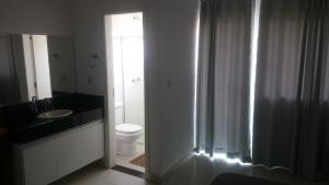 Apartamento Mirante de Escarpas, Apartments  Capitólio - big - 65