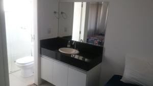 Apartamento Mirante de Escarpas, Apartments  Capitólio - big - 62