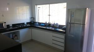Apartamento Mirante de Escarpas, Apartments  Capitólio - big - 46