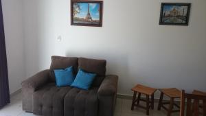 Apartamento Mirante de Escarpas, Apartments  Capitólio - big - 61