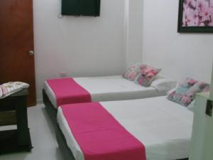 Hotel Nicole, Hotely  Girardot - big - 28