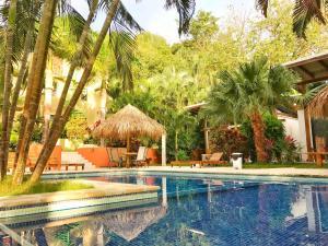 Fuego Lodge, Hotely  Pláž Santa Teresa - big - 44