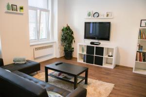 Sunny Aircon Apartment in the Centre of Slaný