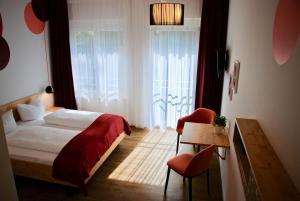 Gästezimmer am Möslepark, Freiburg, Penziony  Freiburg - big - 1