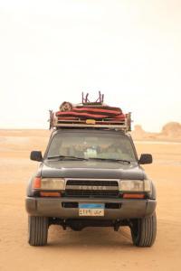 White desert, Campsites  Bawiti - big - 146
