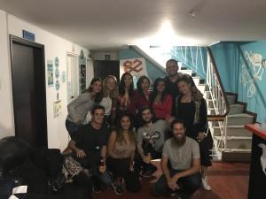 82Hostel, Guest houses  Bogotá - big - 27